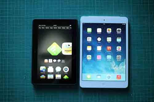 Quelle est la différence entre l'iPad et la tablette