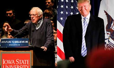 Quelle est la différence entre Donald Trump et Bernie Sanders