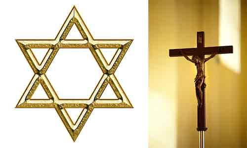 Quelle est la différence entre un chrétien et un juif