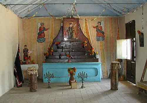 Altar de Santerìa