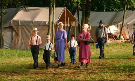 Quelle est la difference entre the Amish et the Mennonites