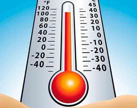 quelle différence il y a entre la chaleur et la température