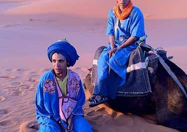 Quelle est la difference entre Berbers et Arabs