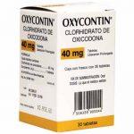 Quelle est la difference entre oxycodone et Oxycontin