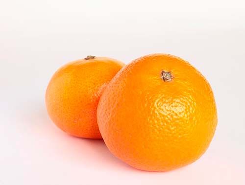 Quelle est la difference entre orange et tangerine