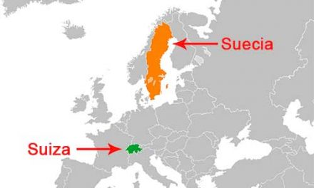 Quelle est la difference entre Switzerland et Sweden