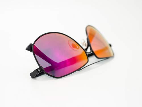 Quelle est la difference entre polarized et non-polarized sunglasses