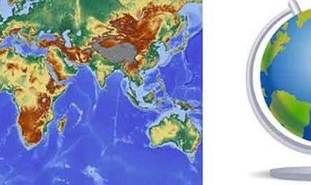Quelle est la différence entre un globe et une carte