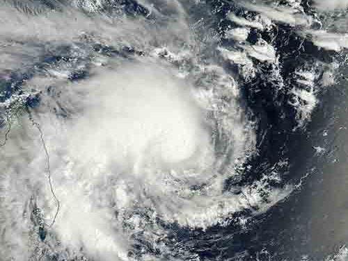 Quelle est la différence entre un cyclone et un tsunami