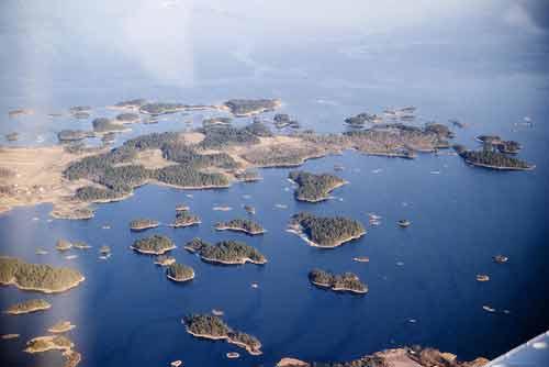 Quelle est la différence entre une île et un archipel