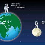 Quelle est la différence entre la masse et le poids
