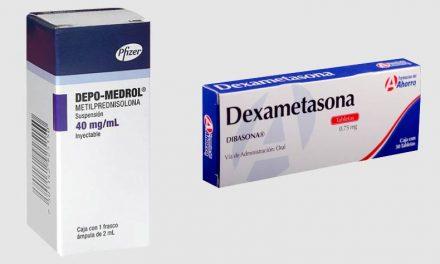 Quelle est la différence entre la dexaméthasone et la méthylprednisolone