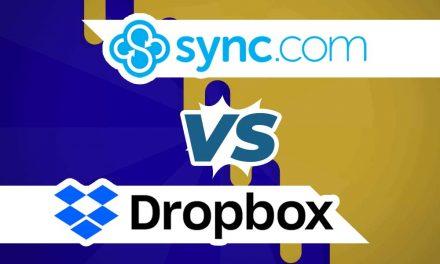 Quelle est la différence entre Dropbox et Sync