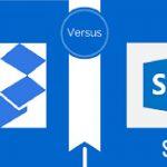 Quelle est la différence entre Dropbox et SharePoint