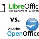 Quelle est la différence entre LibreOffice et OpenOffice