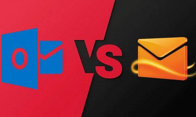 Quelle est la différence entre Outlook et Hotmail